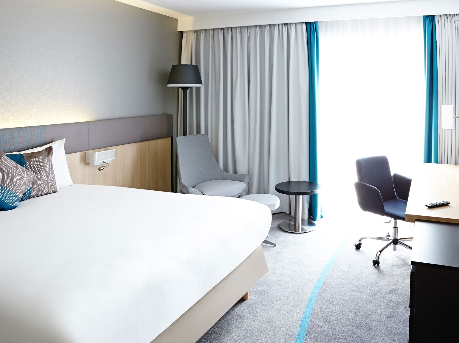Property Development in London, Bedrooms in Novotel