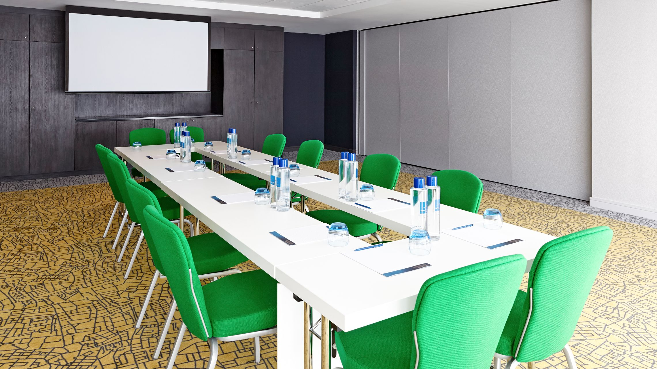 Meeting Room of the Novotel Property Development in London